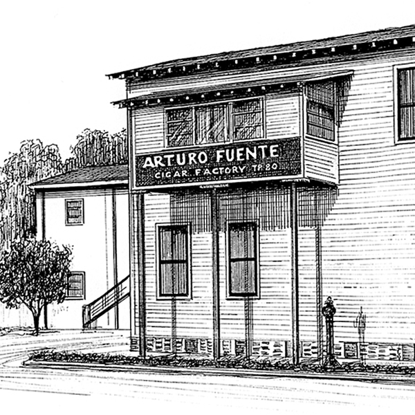 Carlos Fuente purchases a 2 story building in Ybor City
