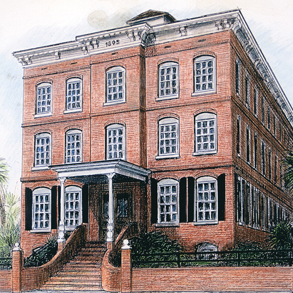 Purchase of The Charles the Great Building