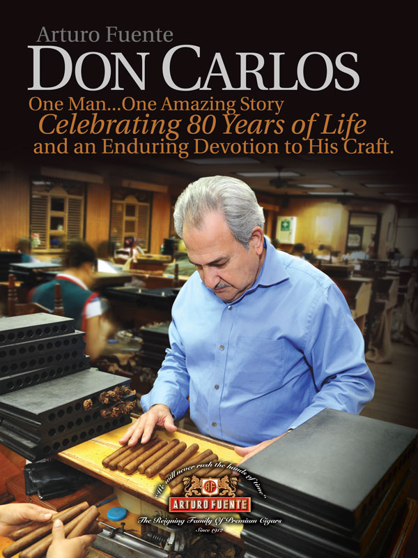 Don Carlos – The Man